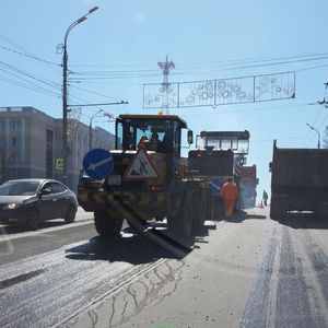 100 Миллионов рублей в 2011 г. выделят на ремонт автодорог в сочи