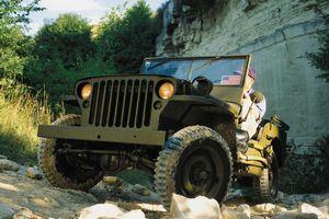 12 Исторических фактов о jeep.
