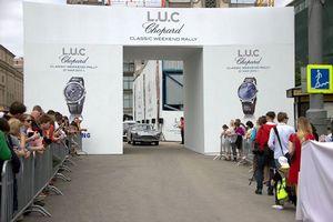 13-Ый ежегодный l.u.c chopard classic weekend rally