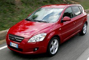 2006-'09 Kia ceed