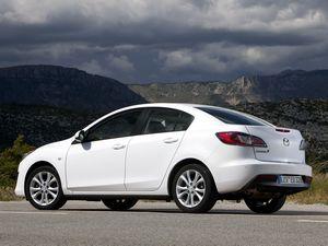 2009-'11 Mazda 3