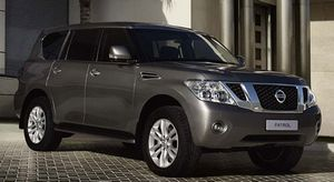 2010-'13 Nissan patrol y62