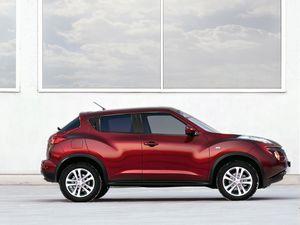 2010-'14 Nissan juke