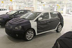 2011-'13 Hyundai solaris sedan