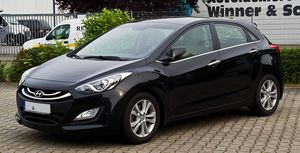 2011-'14 Hyundai i30 gd
