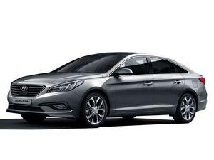2012 Hyundai azera – большой седан полностью новой конструкции