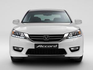 2013-'14 Honda accord