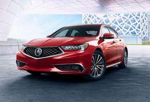 Acura анонсирует изменение цены на премиальный седан tlx