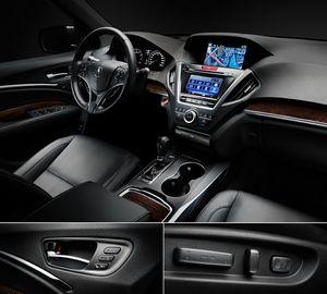 Acura предлагает особые условия приобретения седана tlx