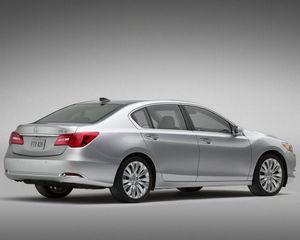 Acura rlx sport hybrid станет новинкой 2014 года