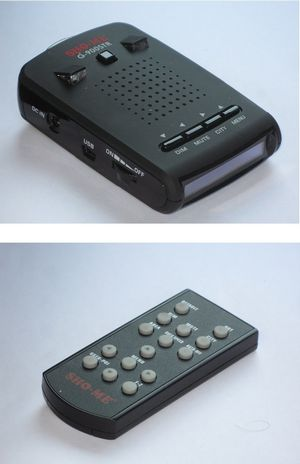 Антирадар sho-me g900 str с дистанционным управлением