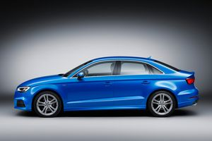 Audi a3 sedan – описание авто