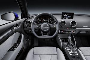 Audi a3 в новом исполнении