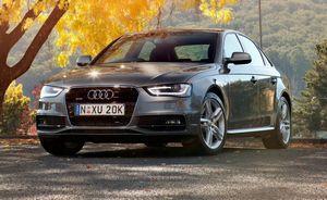 Audi a4: популярность не порок