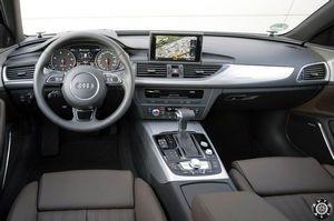 Audi a6 allroad quattro — универсал с внедорожными характеристиками