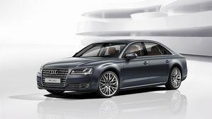 Audi a8l 6.0 quattro - флагман модельного ряда audi