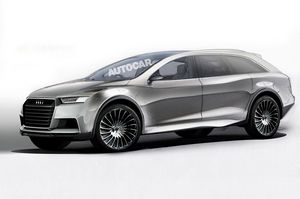 Audi готовит флагманский q8 и электрокроссовер