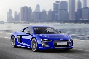 Audi показала беспилотную версию r8 e-tron с искусственным интеллектом