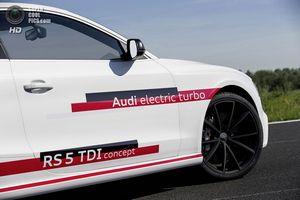 Audi представила 600-сильный концепт с электронаддувом