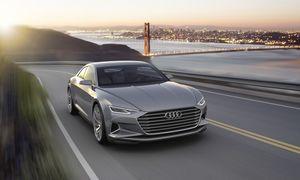Audi prologue - пролог новой страницы в истории компании