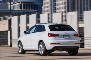 Audi q3 – новый компактный кроссовер