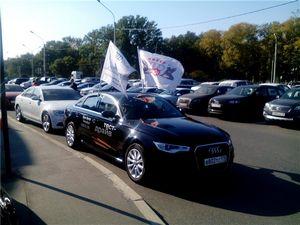 Audi q5 следующего поколения попался во время дорожных тестов