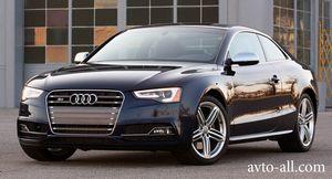 Audi s5 - быстрый и экономичный автомобиль