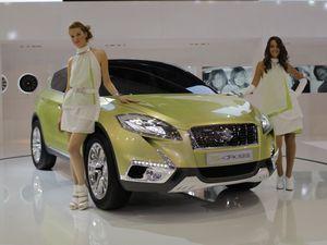 Автомобили suzuki sx4 в новом исполнении
