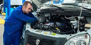 Автосервис по ремонту автомобилей газель