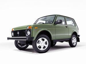 «Автоваз» готовит выпуск специальной версии внедорожника lada 4x4