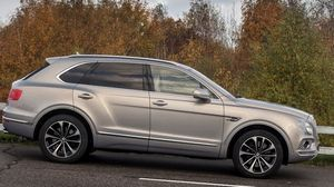 Bentley bentayga на тест-драйве