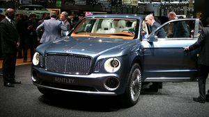 Bentley falcon 2015: британский сокол