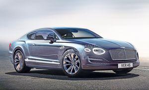 Bentley создает свою эксклюзивную компанию по продажам своих автомобилей в россии.