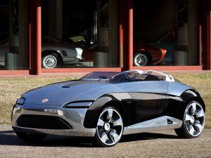 Bertone barchetta - новый концепт от итальянских дизайнеров