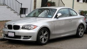 Bmw 1 series m coupe 2011