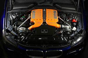 Bmw m5 от компании g-power - самая быстрая газовая машина в мире