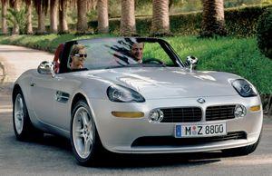 Bmw z8 - описание автомобиля, характеристики, цена bmw z8