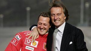 Бывший президент ferrari: гонщик шумахер реагирует на лечение