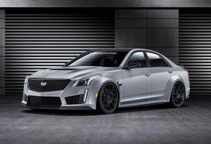 Cadillac представил свою самую мощную модель
