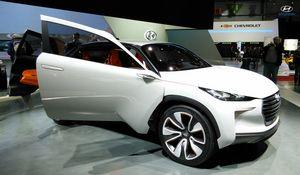 Через 5 лет hyundai выпустит автомобиль будущего