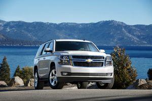 Chevrolet tahoe приедет из минска