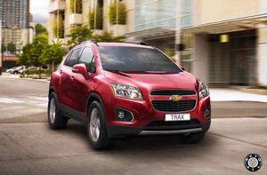 Chevrolet tracker: что ещё нужно для уверенной езды по городу?