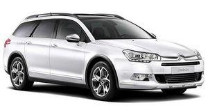 Citroen c5 появился на автомобильном рынке россии