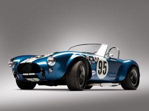 Cobra usrrc roadster (csx 2557) 1964
