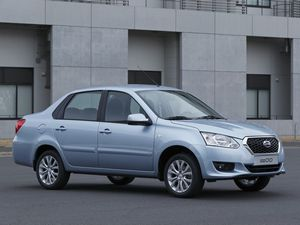 Datsun on-do по специальной цене от 326 000 рублей