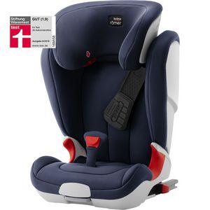 Детские автомобильные кресла: технология secure guard