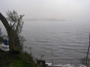 Дождь и туман в дороге не помешают
