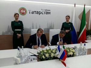 Два соглашения заключили финляндия и татарстан
