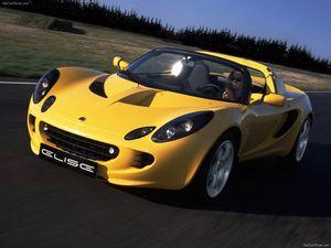 Еще один спортивный электромобиль: elise-e
