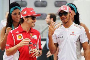 Ferrari не подтверждает доход алонсо в 30 миллионов евро